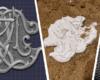 Изготовление пряжки в форме фамильного вензеля, орнамента