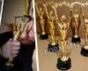 Статуэтка Оскар на заказ, Оскар с логотипом, оскар дизайн